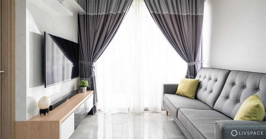 5 Practical Tips That Will Make Your Living Room Feel Bigger