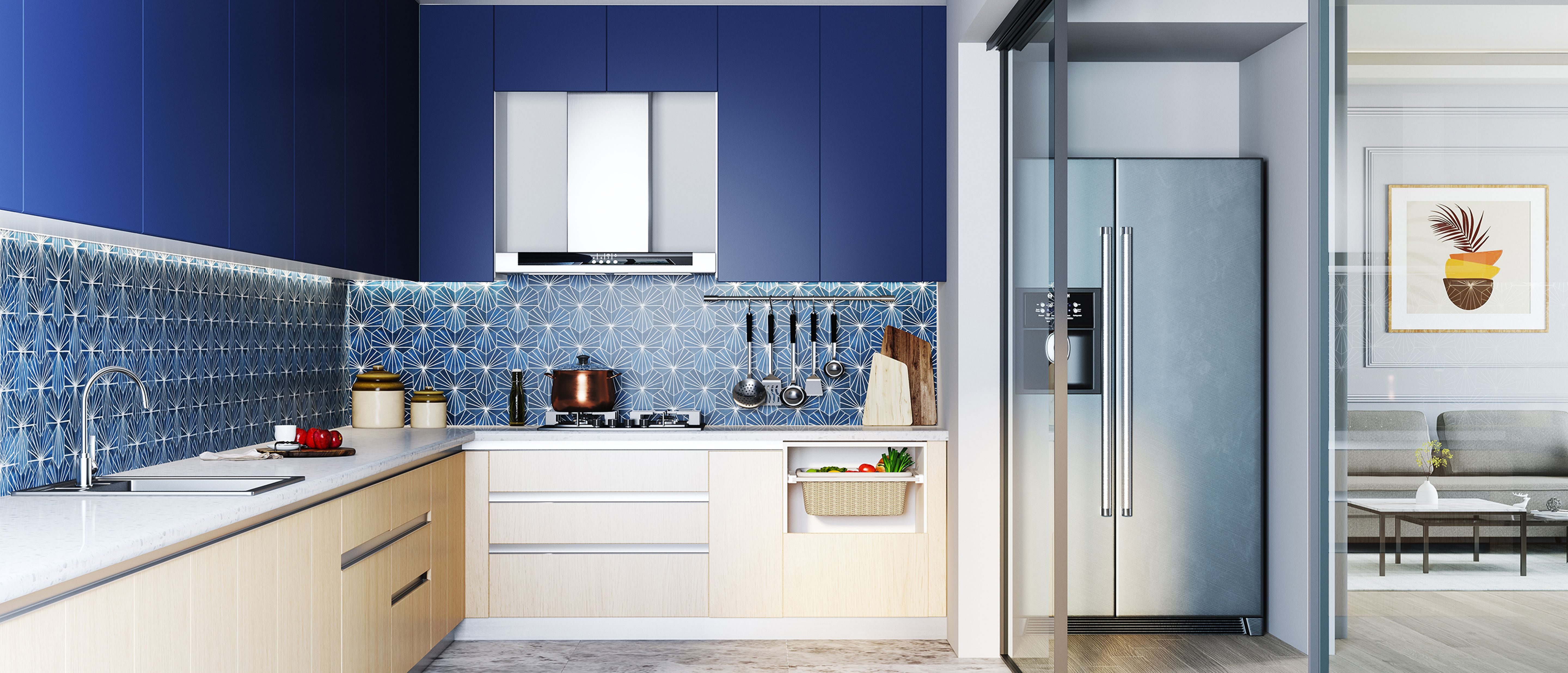Modular Kitchens as you like it