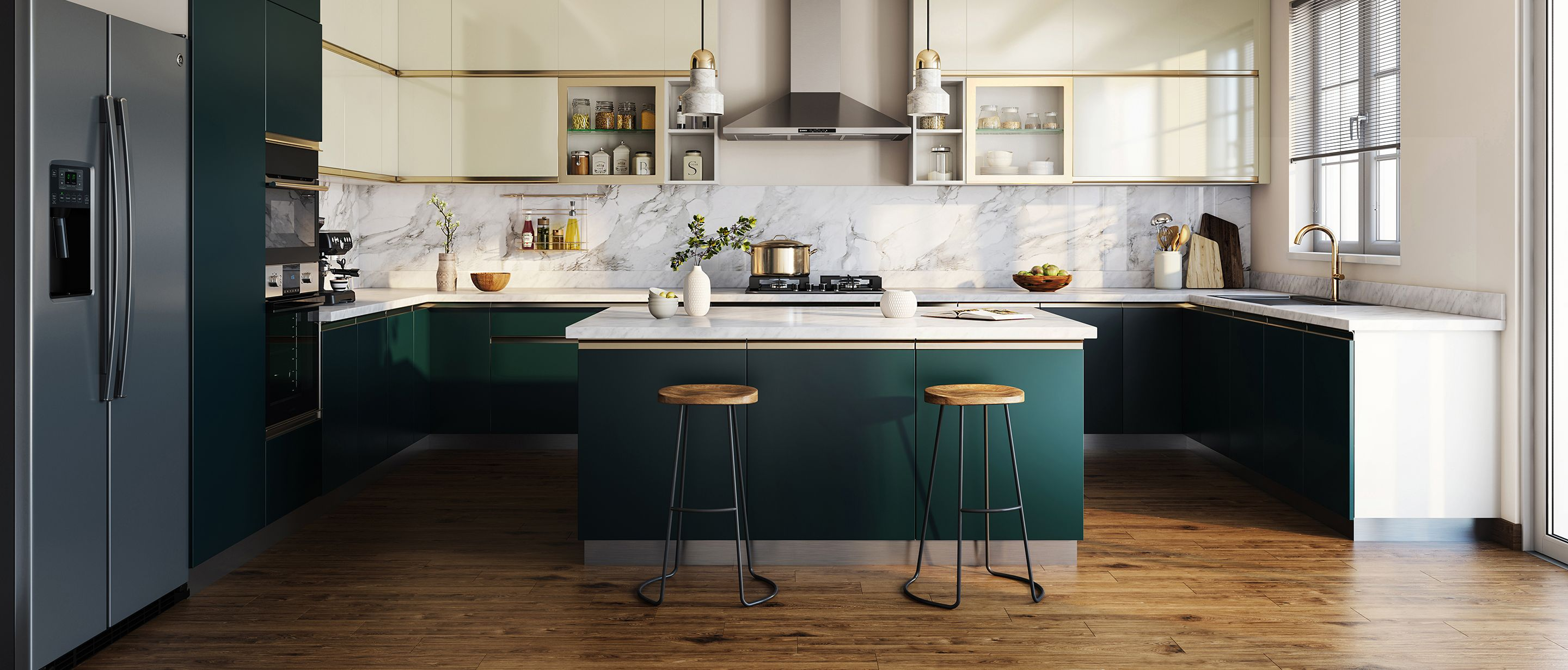 Discover your Livspace kitchen