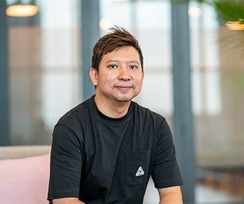 Designer Noel Tan- Livspace