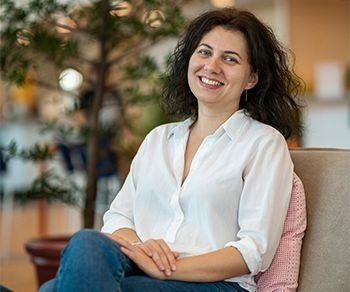 Designer Olesya Fomenkova- Livspace