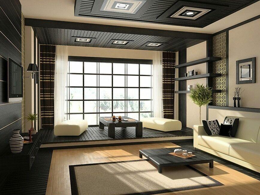 Inspiration | 5 Interior Design Tips For a Contemporary Zen Style Home