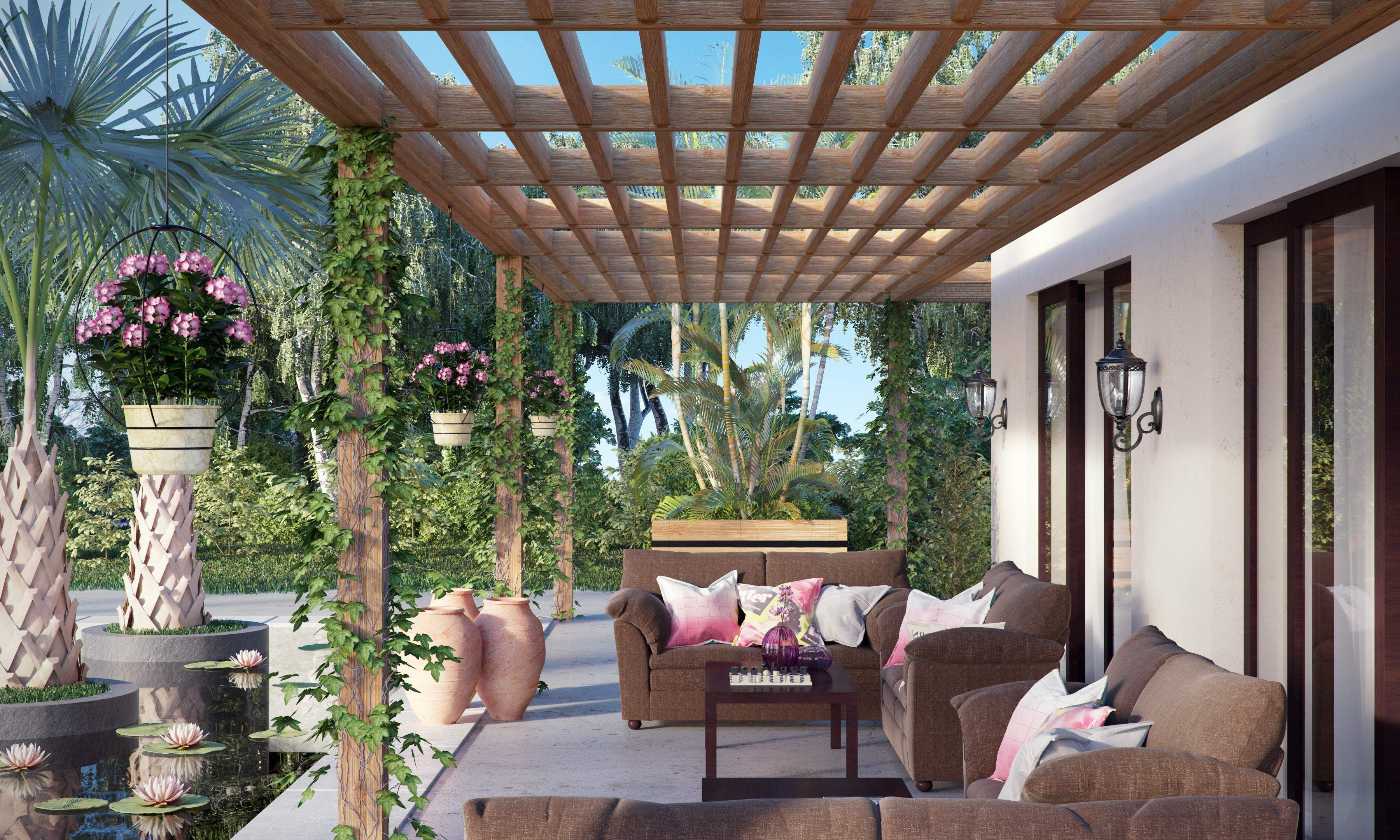 Bringing the outdoors in is set to be a huge interior design trend this summer