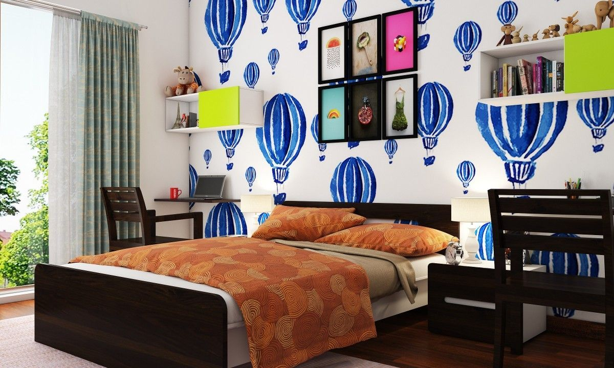 Trends | 5 Fresh Color Schemes For Boys' Bedrooms