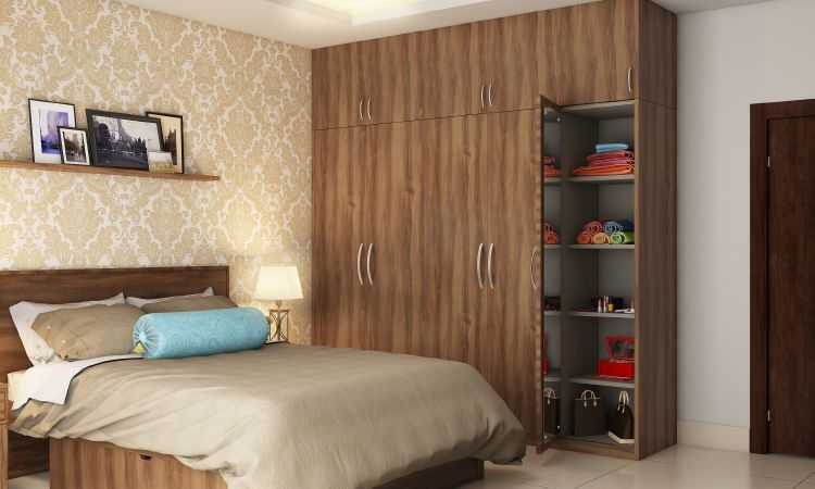 5 Contemporary Wardrobes With Lofts You Will Instantly Fall For