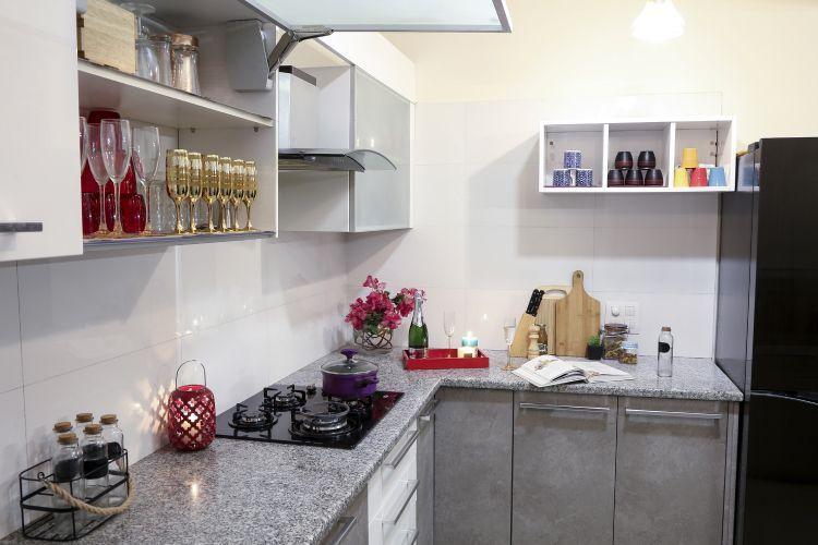 noida kitchen home tour