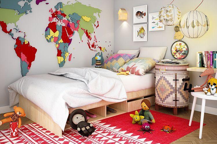 Tricks For Decorating Your Kid S Bedroom, Children's Room Furniture
