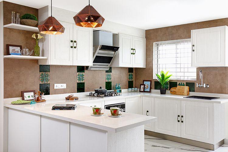 white bangalore kitchen design_cover