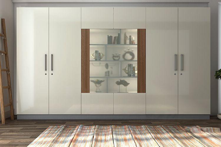Display Meets Storage: The New Modular Wardrobe