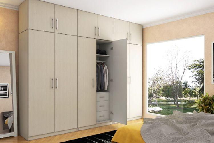 Удобные гардеробные и шкафы