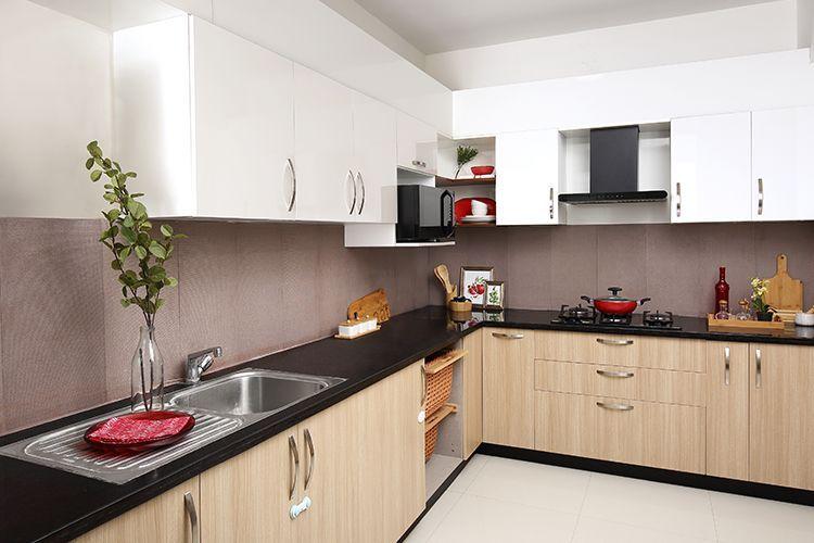 L Shaped Kitchen Design Bengaluru