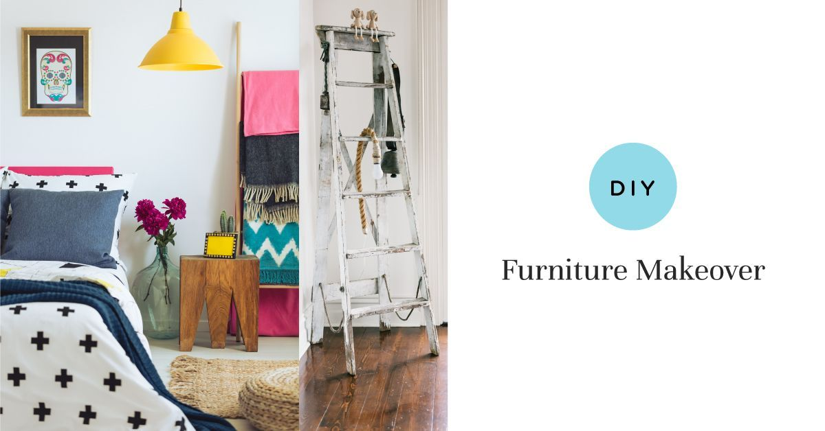 From Junk to Funk: Easy Ways to Transform Furniture