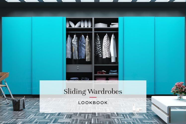 Space-Saving & Stylish Sliding Wardrobe Designs