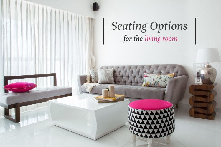 Think Beyond the Sofa: 11 Modern Seating Options