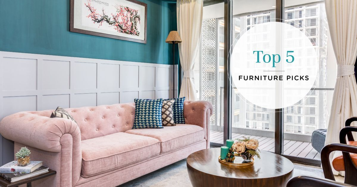 Trending Furniture: The Best of Couches, Beds & More!