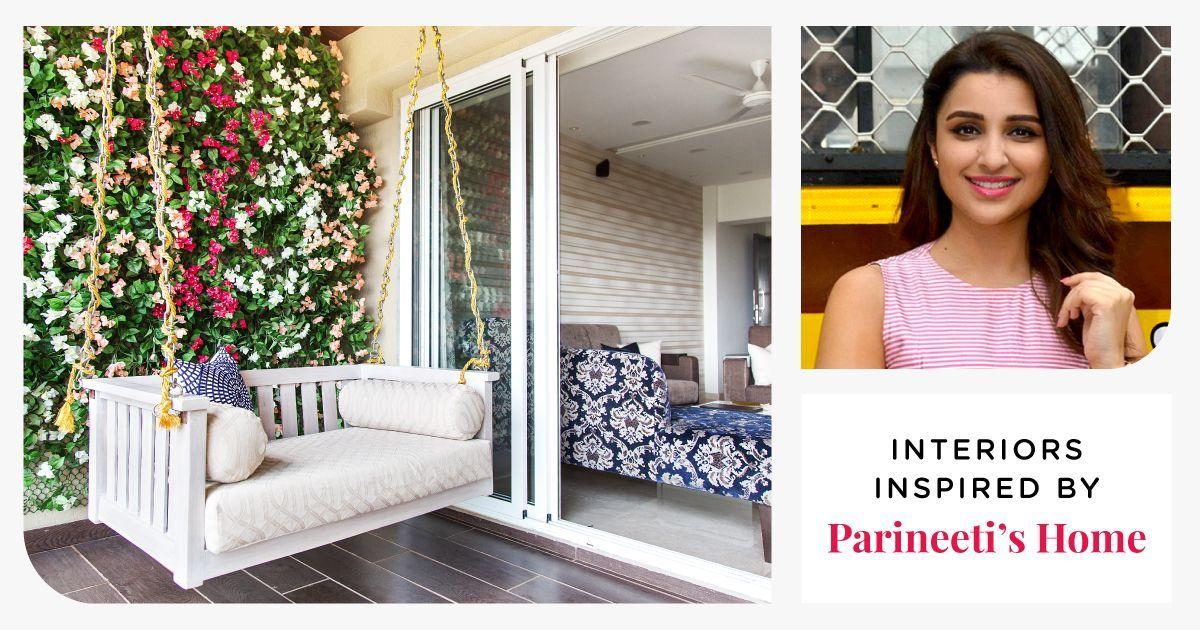 Design Cues From Parineeti Chopra's Home