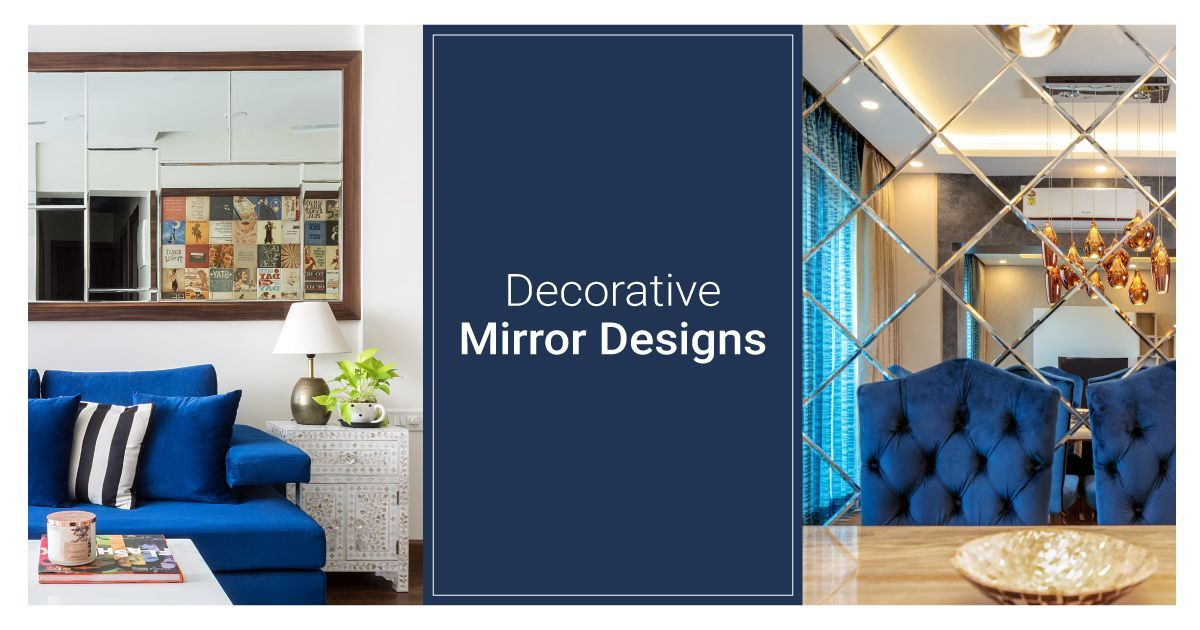 10 Amazing Mirror Designs In, Wall Mirror Panels For Living Room