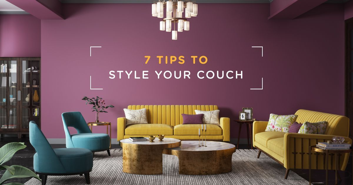 Give Your Couch the Makeover It Needs