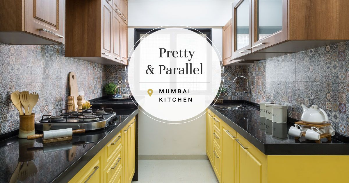 This Vastu-Compliant Kitchen in Bandra is High on Storage