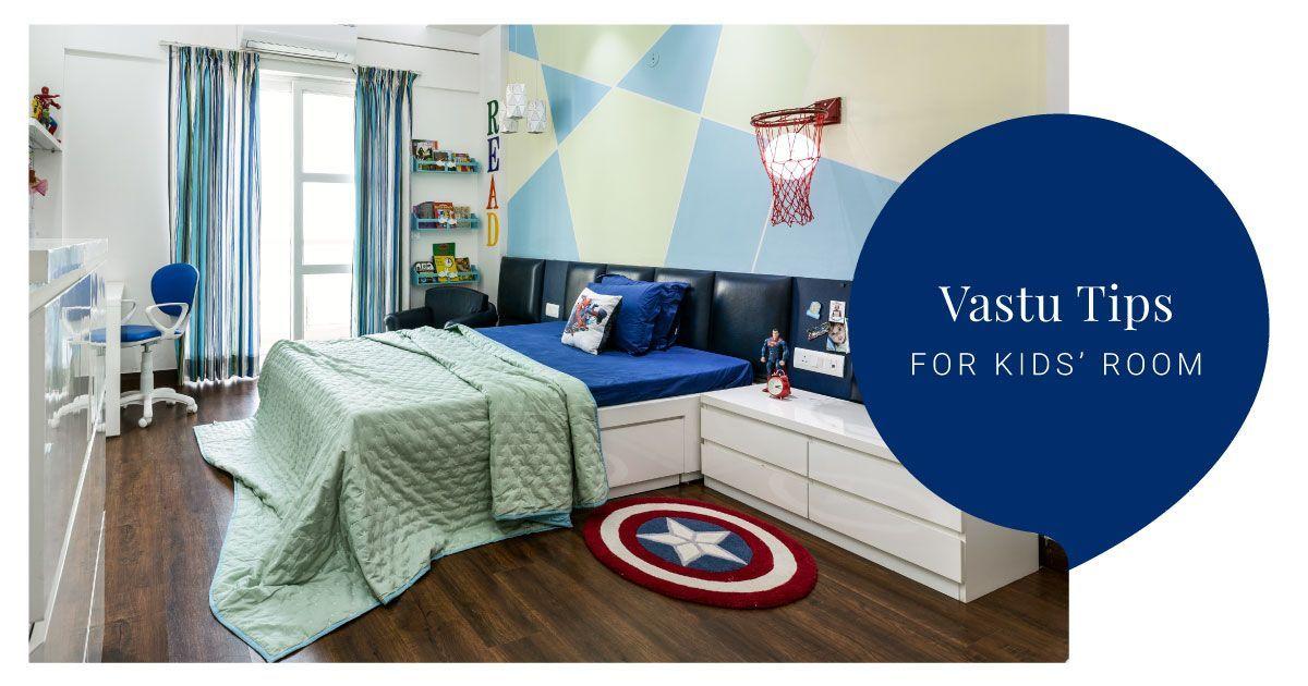 vastu for kids room-blog cover
