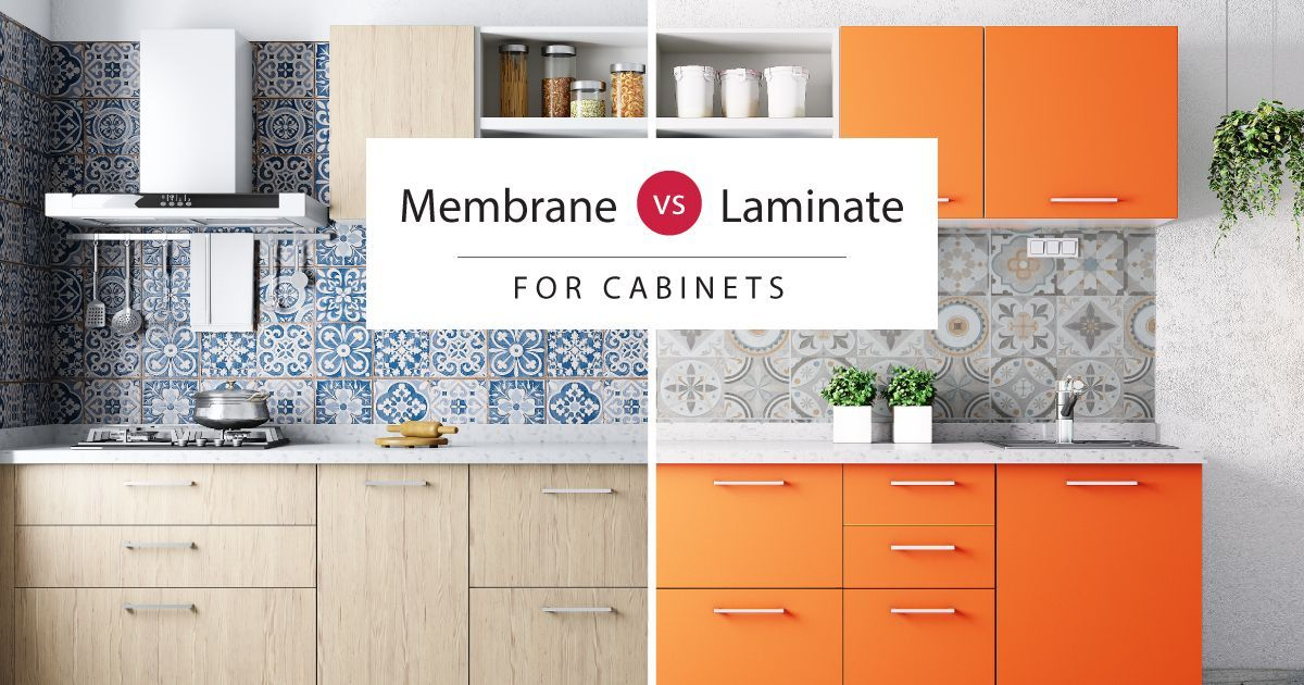 Acrylic Or Laminate Which Is The Best Finish For Your Kitchen Cabinets