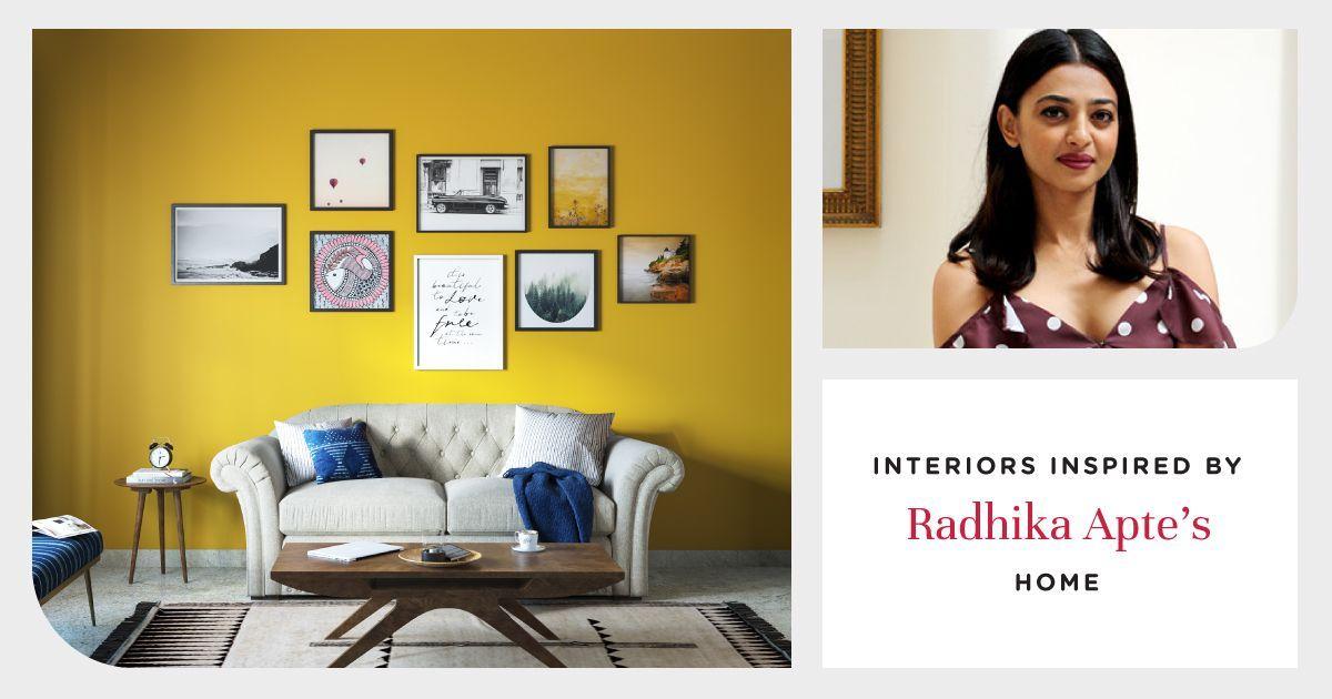 Ideas from Radhika Apte's Mumbai Home