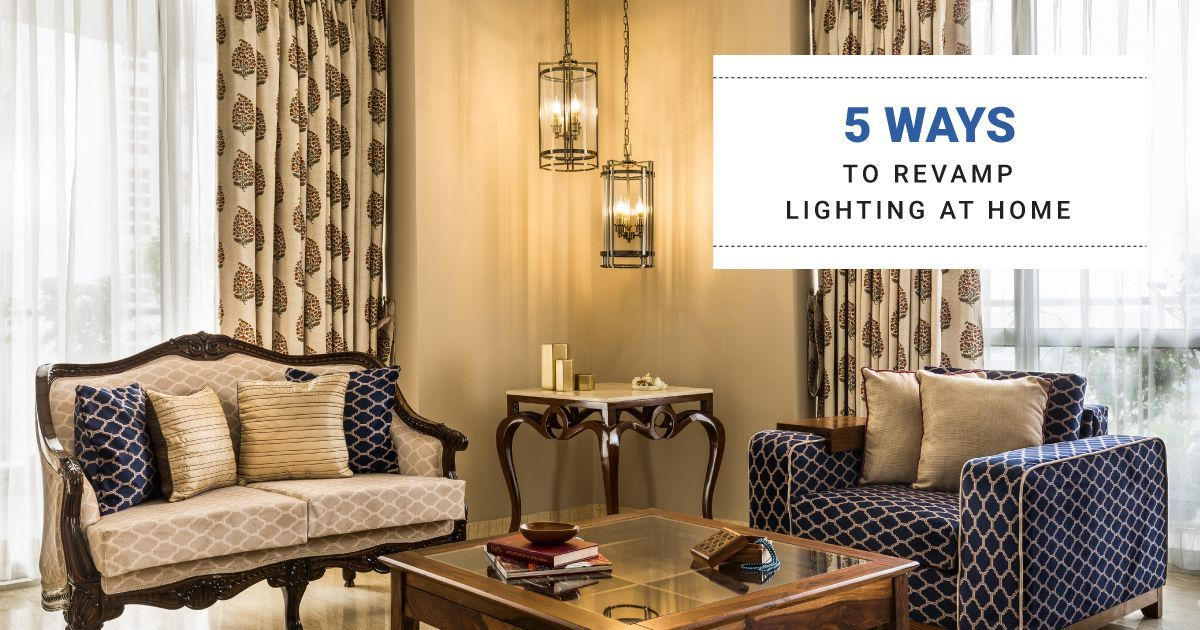 5 Lighting Options for Great Ambience