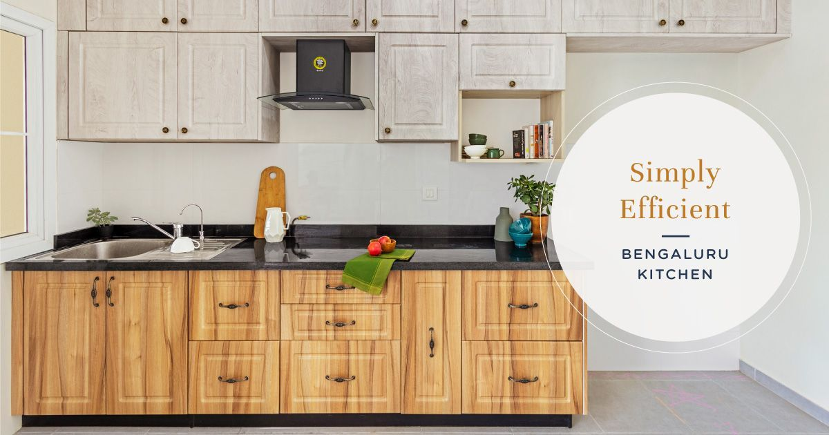 Compact & Efficient Kitchen on a Budget