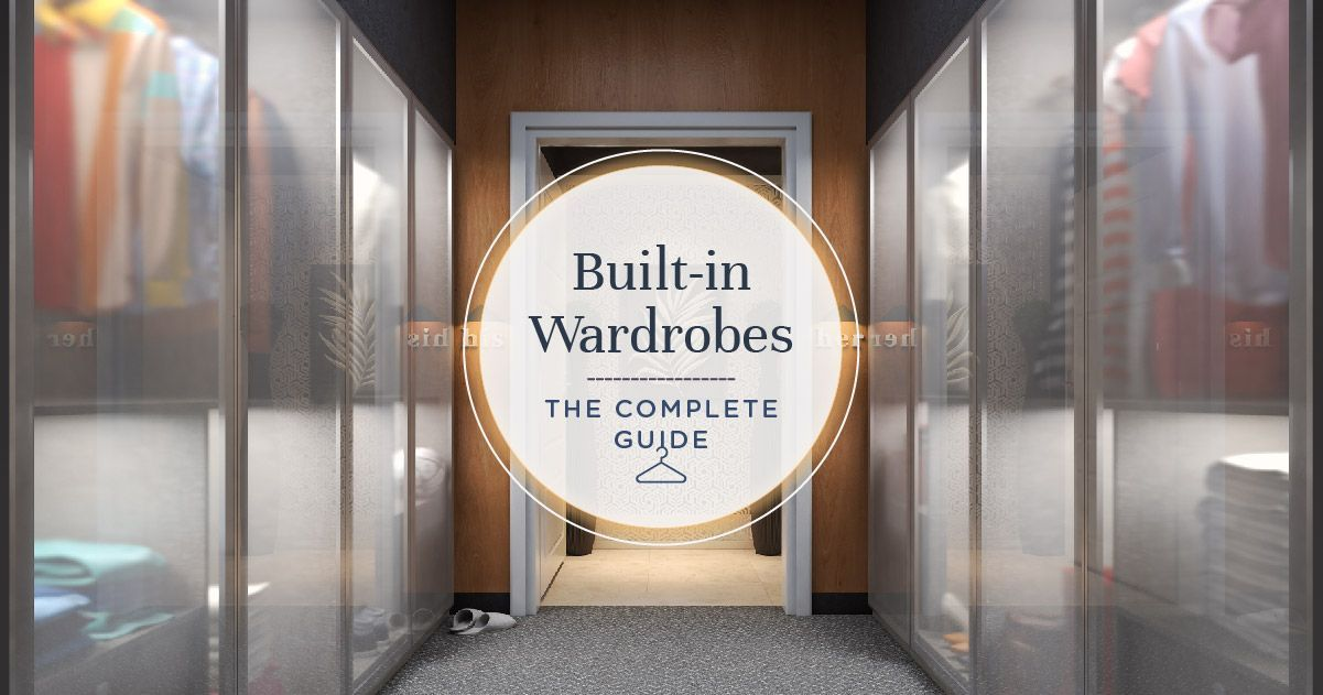 Read This Before Getting a Built-in Wardrobe