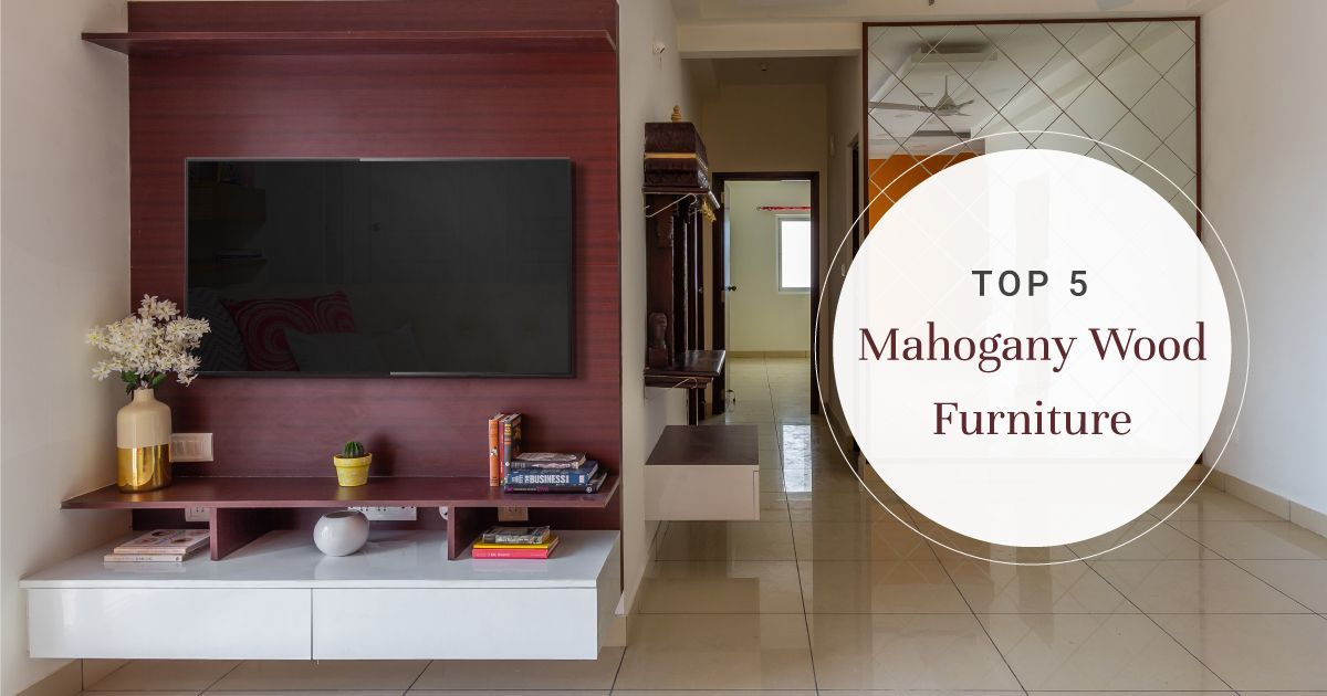Where to Use Mahogany At Home