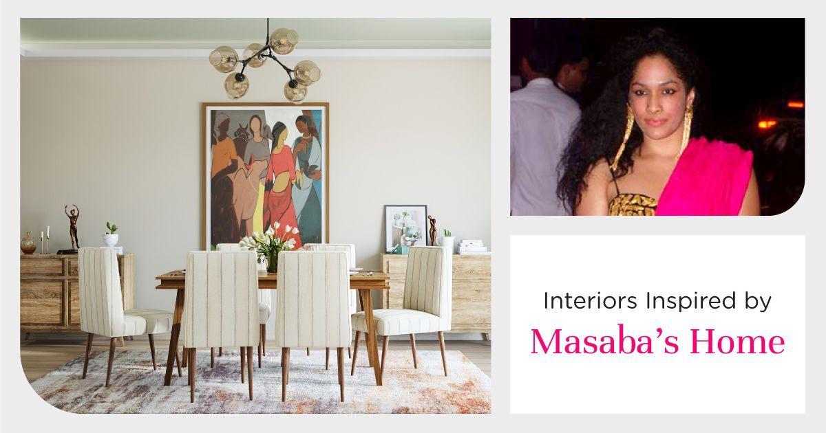 Inside Masaba Gupta's Sea-facing Home