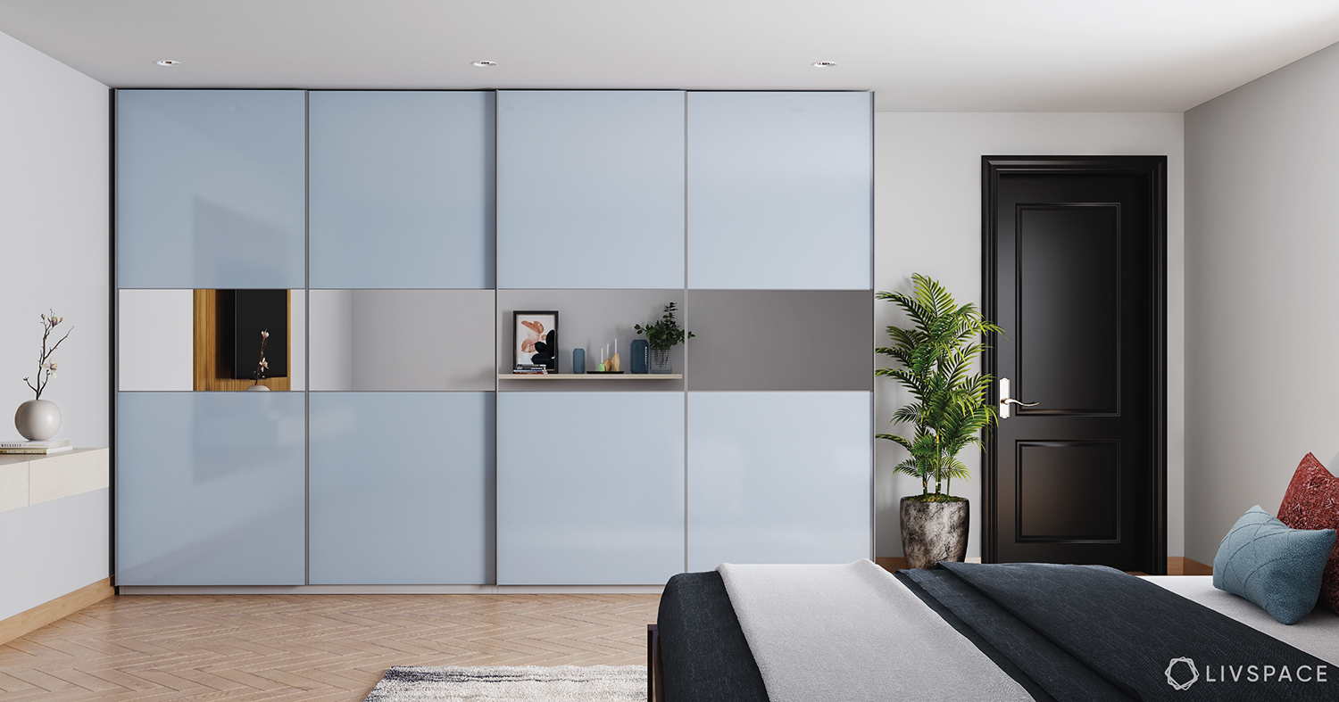 The Best Wardrobe With Mirror Options for Your Bedroom