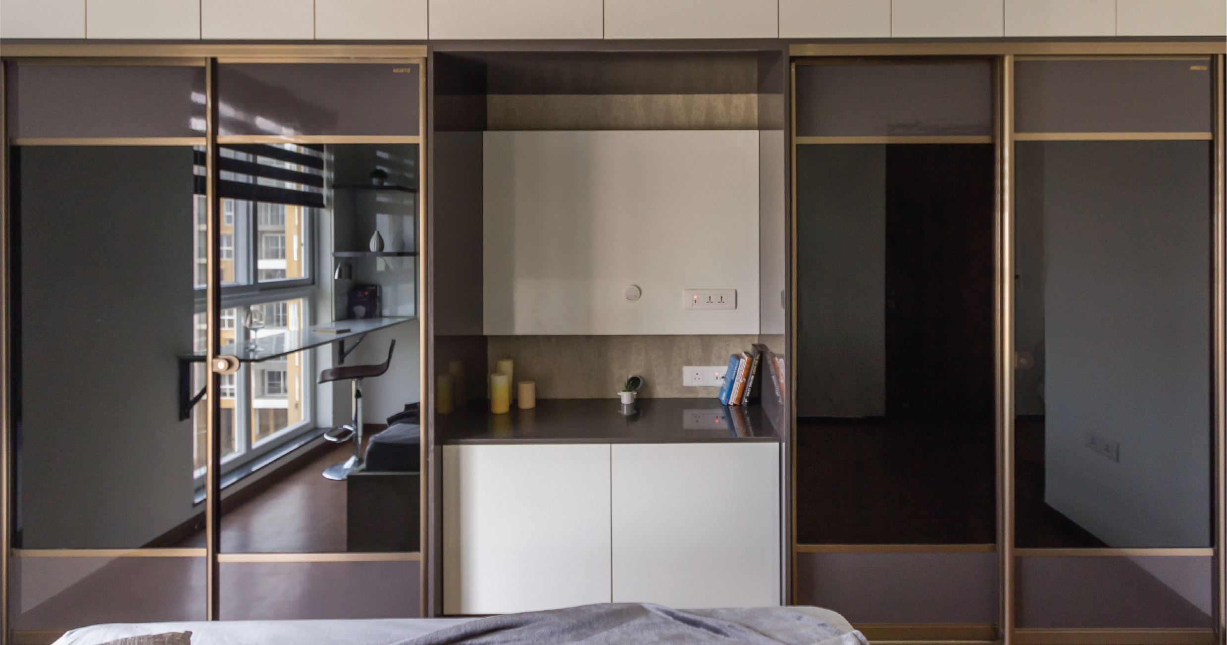 Swing or Slide Open Wardrobe: How to Find the Best Fit for Your Home?