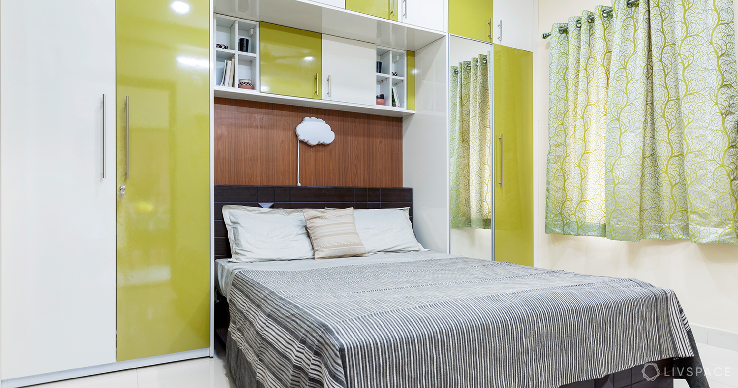 Budget Interiors for a Compact 2BHK