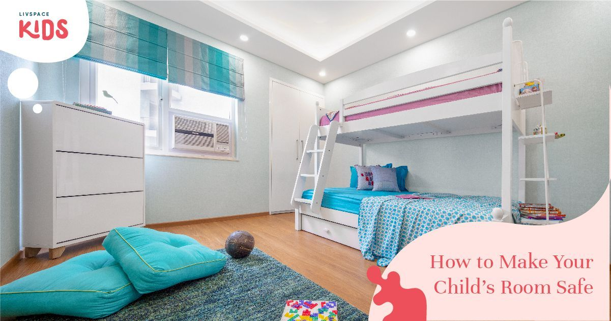 Safety Checklist for Your Kids' Room
