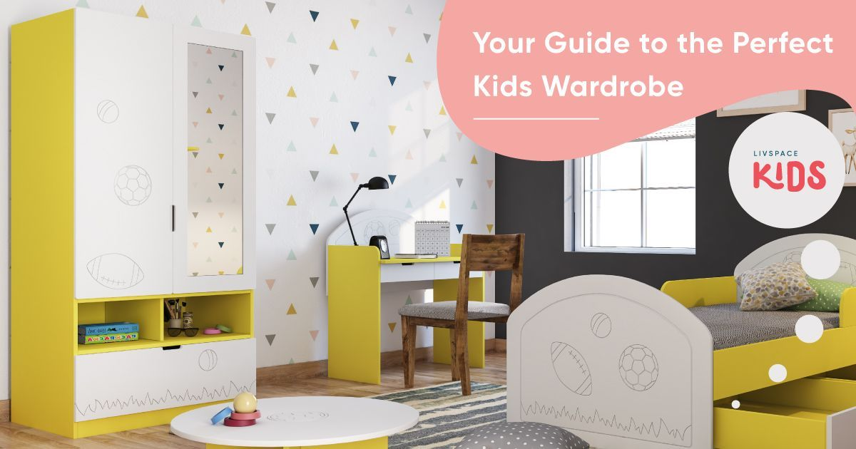 Design a Custom Wardrobe for Your Kids