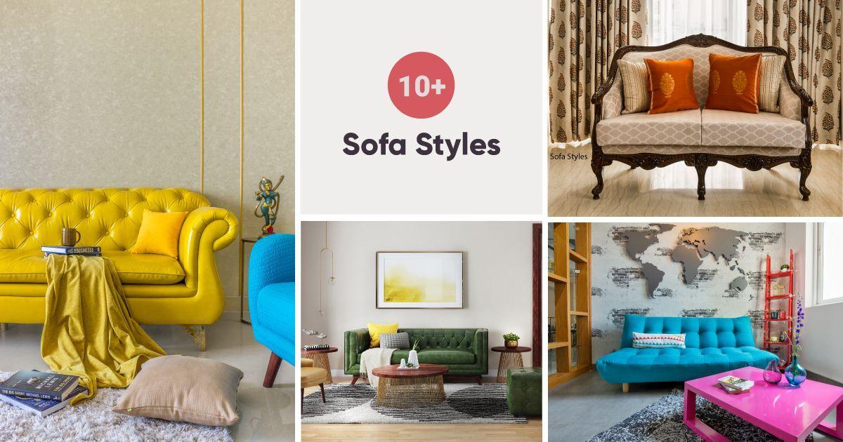 12 Iconic Sofa Styles Explained