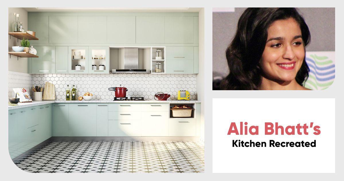 Inspired by Alia Bhatt's Minty Fresh Kitchen