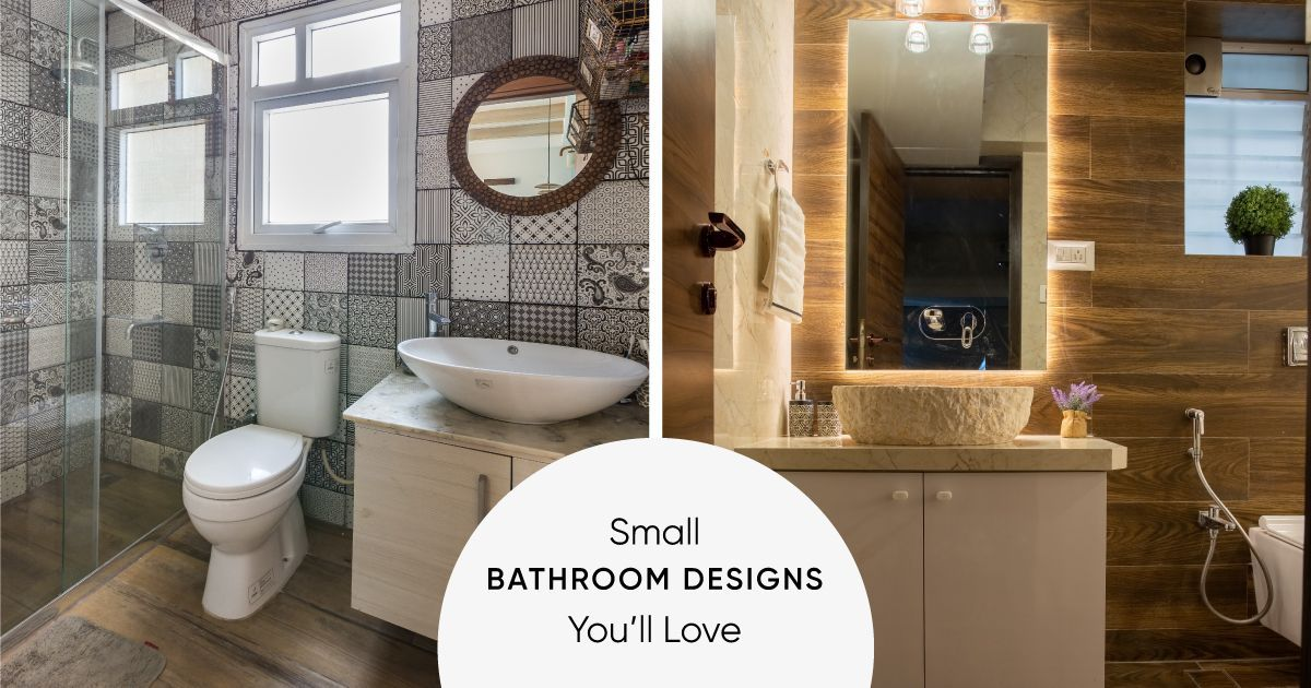 Compact Bathroom ≠ Messy Bathroom. Here's Why!