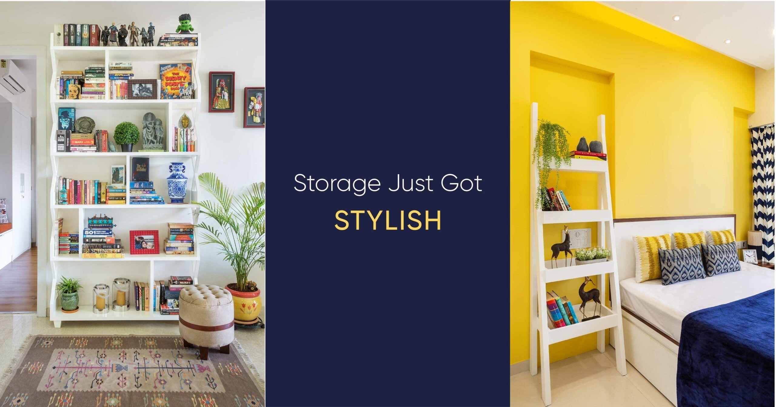 7 Ready-made Shelf Designs For a Quick Makeover
