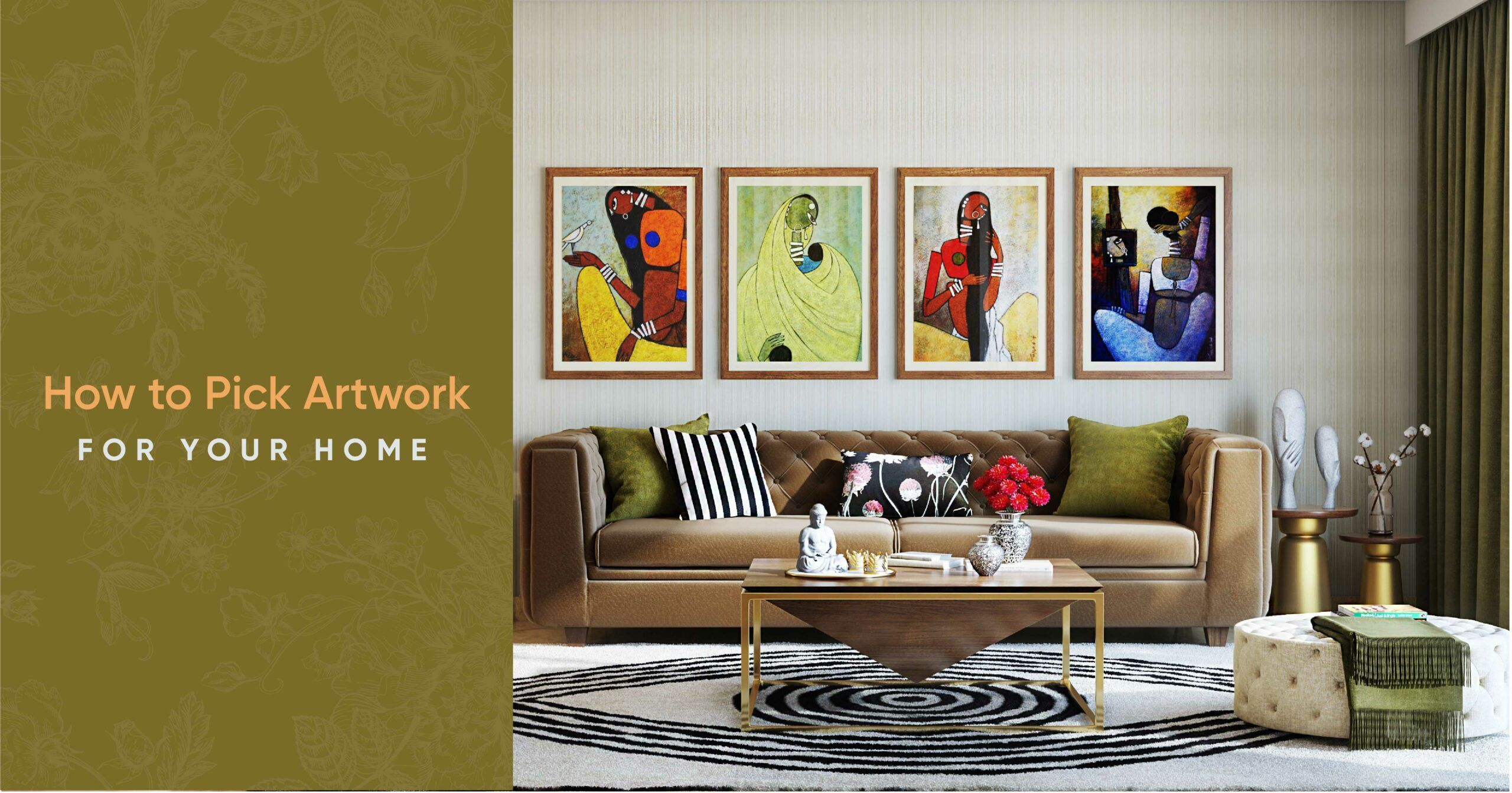 A Non-artist's Guide to Buying Artwork for Home Decor