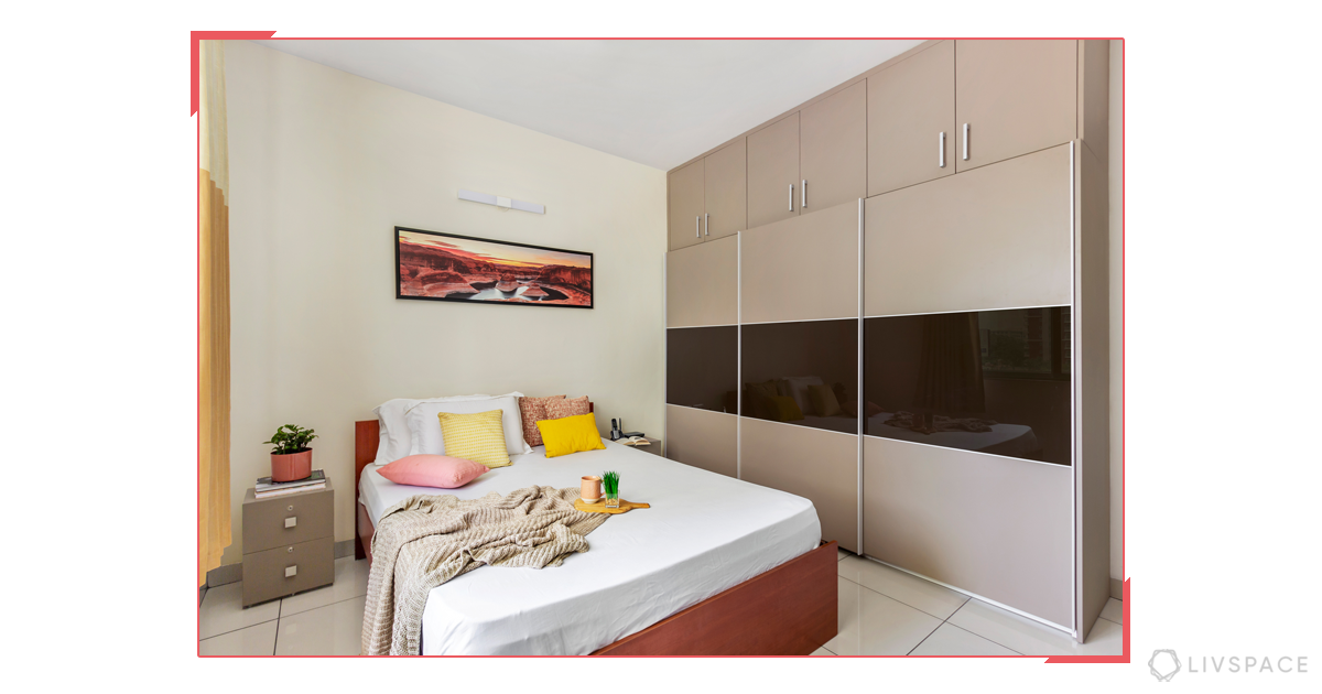 This 3BHK Is a Feast of Different Kinds of Finishes