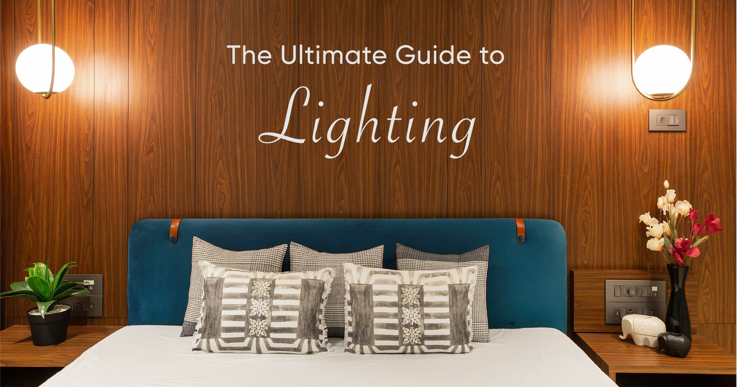 Your Search for All Things Lighting Ends Here