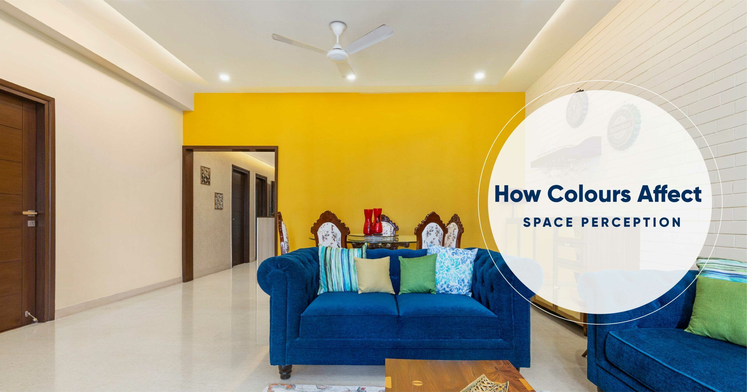 Painting Tricks to Change the Size of Your Room
