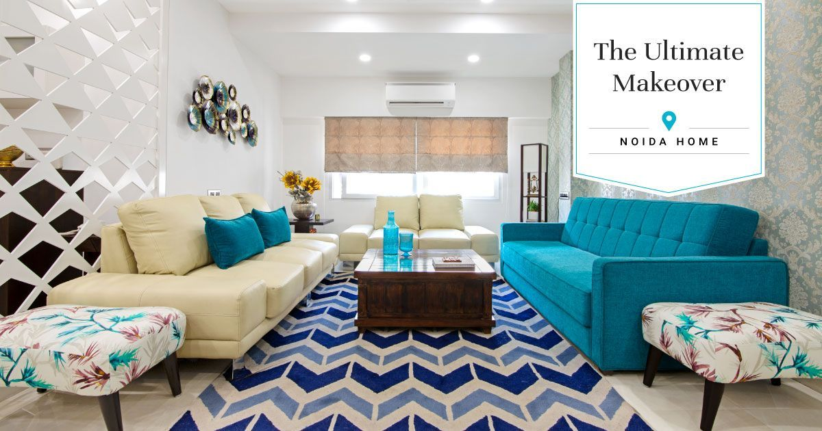 A 15-Year-Old Home in Noida Gets a Stylish Revamp
