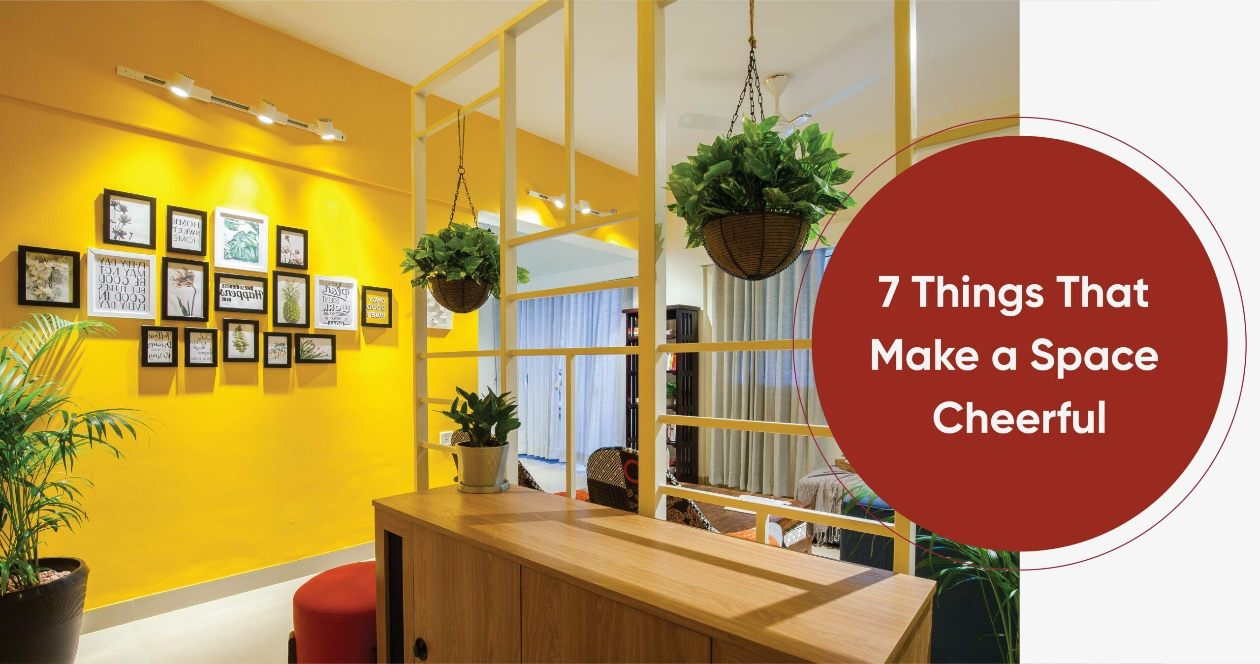Designer Tips on How to Create a Happy Atmosphere at Home