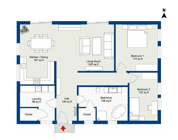 Does A Floor Plan Confuse You Here S Expert Advice On Reading Them