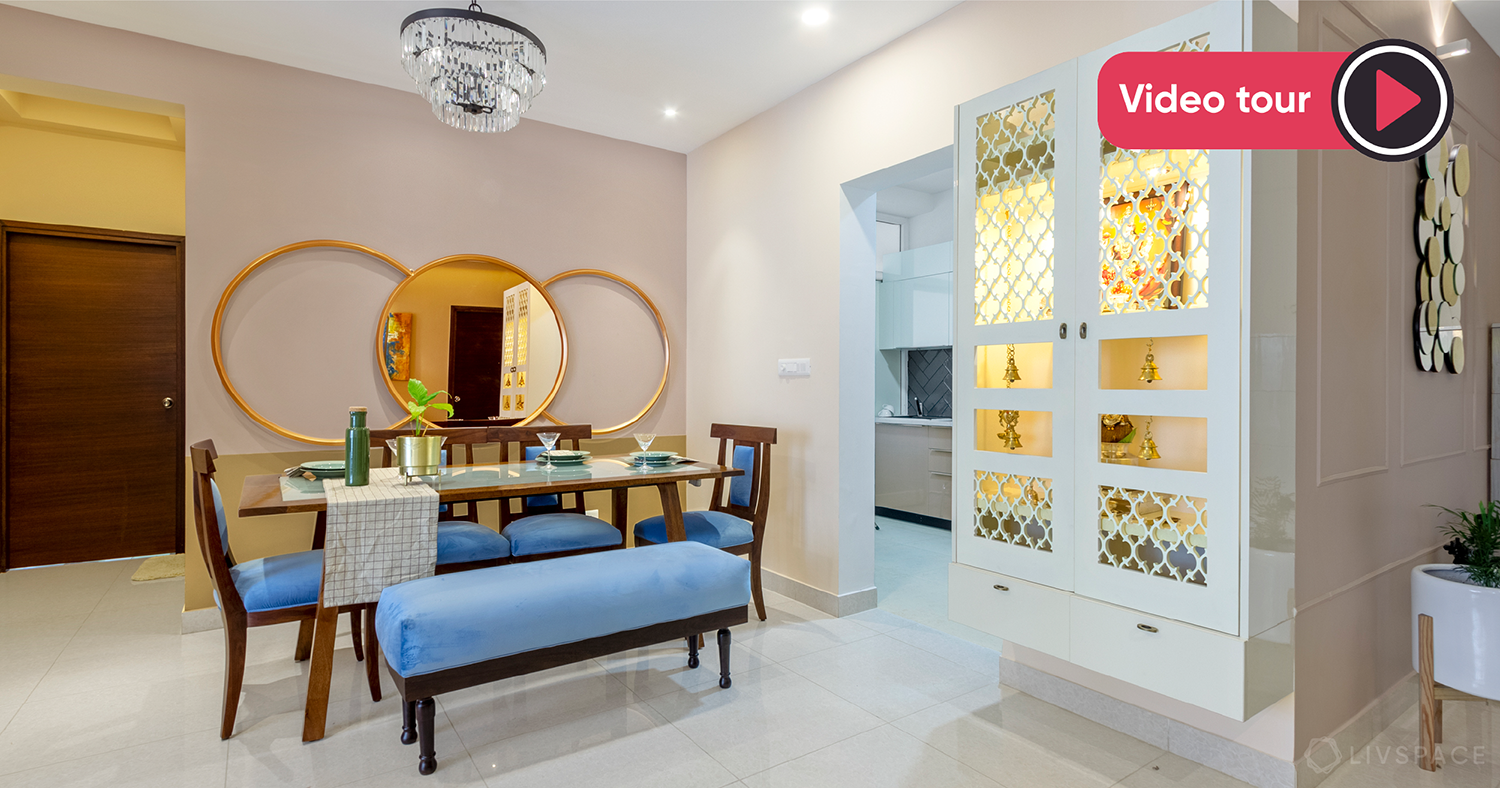 How to Mix Up Colours, Materials & Styles Like This 3BHK