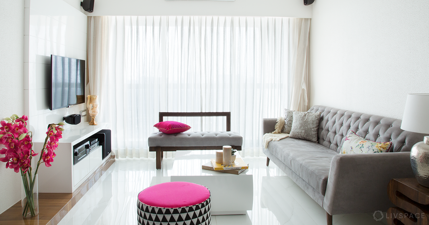 How to Have Amazing White Interiors Like These Livspace Homes?