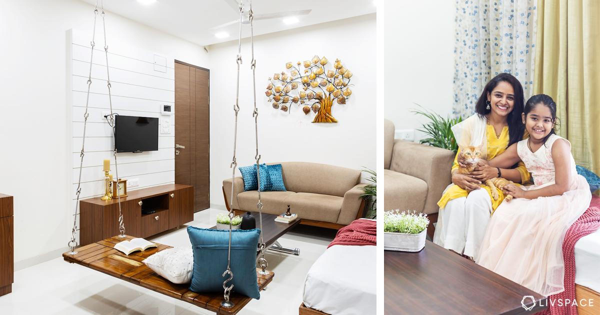 What is the Key to Designing Compact Homes Like This 500 sq ft 2BHK?